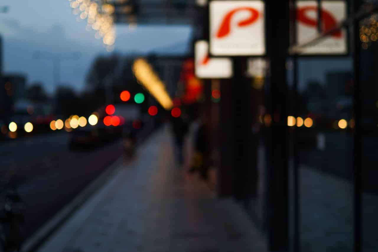 lights-night-lens-blur